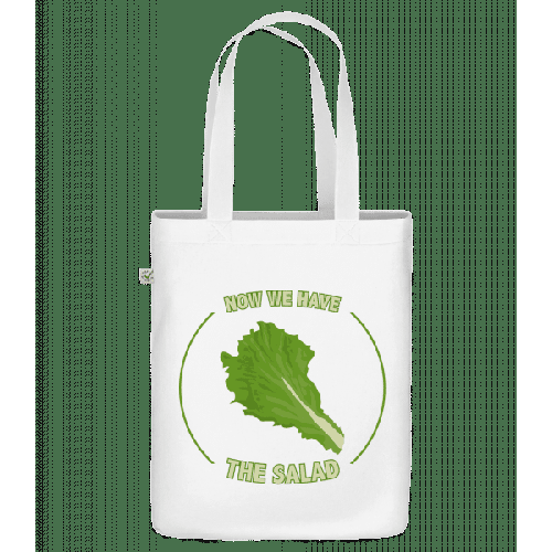 Now We Have The Salad - Bio Tasche