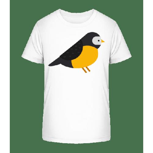 Meise Bild - Kinder Premium Bio T-Shirt