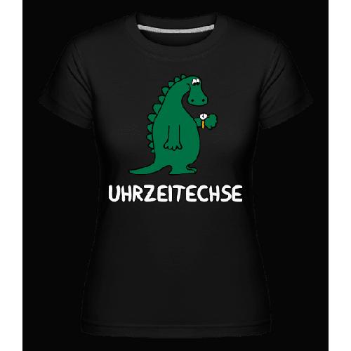 Uhrzeitechse - Shirtinator Frauen T-Shirt