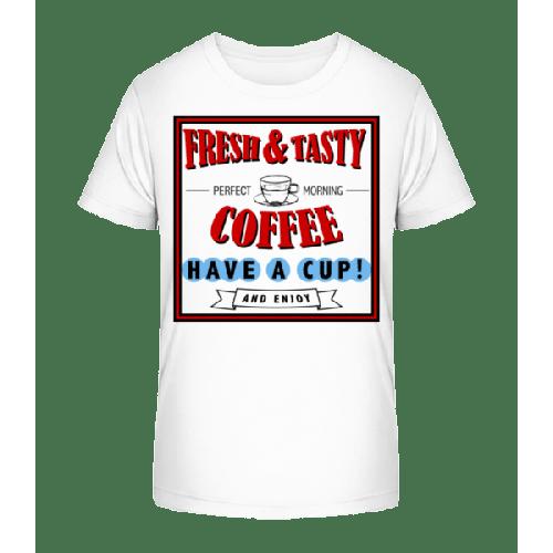 Fresh&Tasty - Kinder Premium Bio T-Shirt