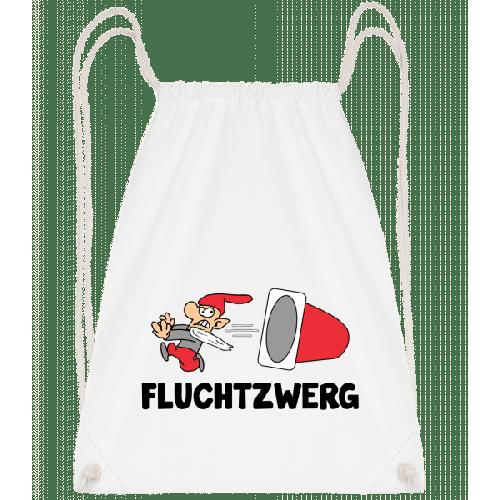 Fluchtzwerg - Turnbeutel