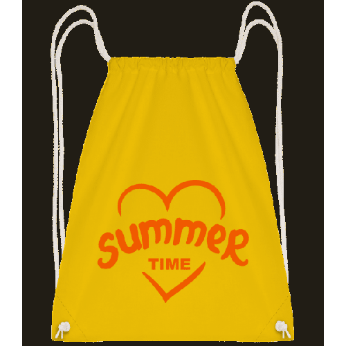 Summertime Heart - Turnbeutel
