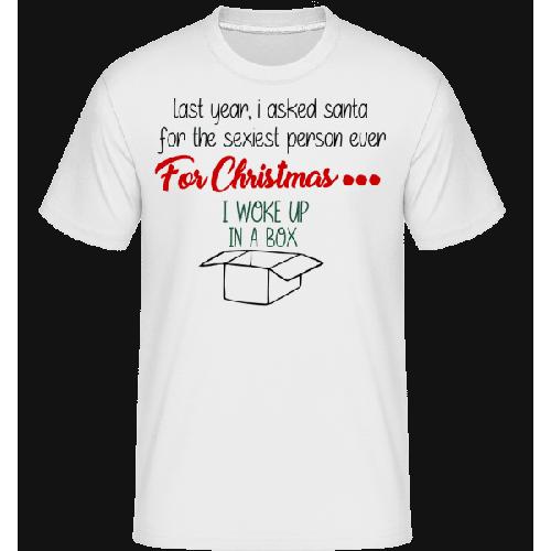 Sexiest Person Is Me - Shirtinator Männer T-Shirt