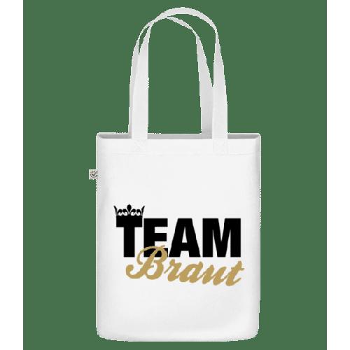 Team Braut Krone - Bio Tasche