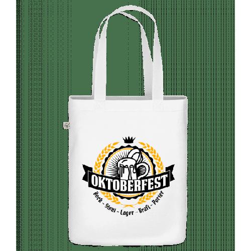 Oktoberfest Maß - Bio Tasche