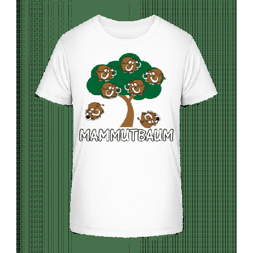 Mammutbaum - Kinder Premium Bio T-Shirt