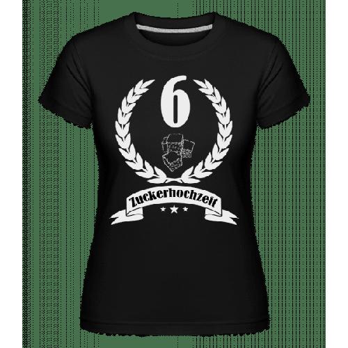 Zuckerhochzeit - Shirtinator Frauen T-Shirt