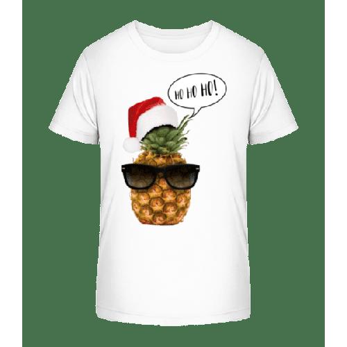 Santa Ananas - Kinder Premium Bio T-Shirt