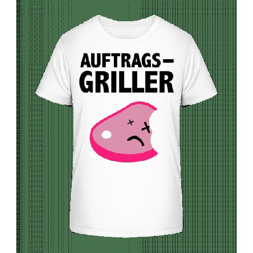 Auftragsgriller - Kinder Premium Bio T-Shirt