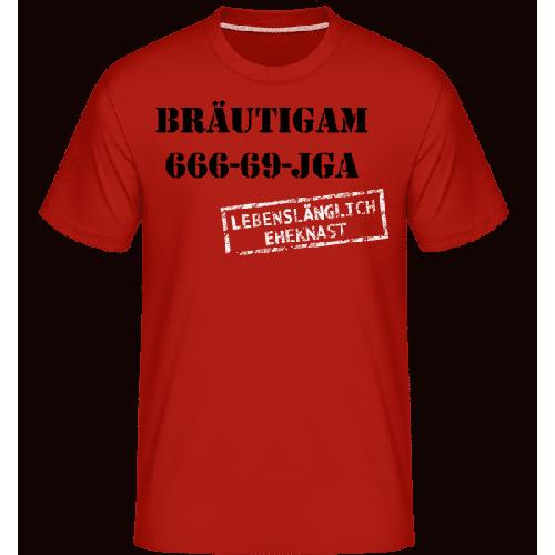 Lebenslänglich Eheknast - Shirtinator Männer T-Shirt