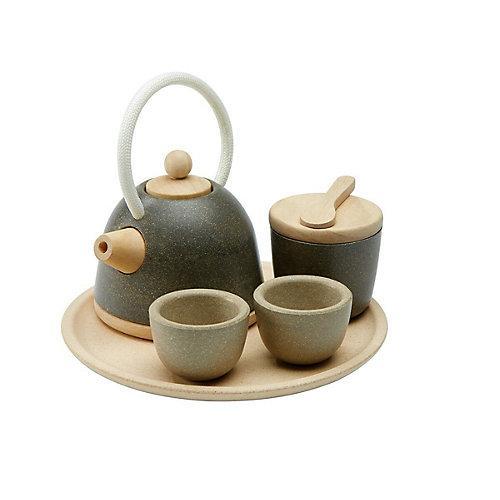 Kitchen Orientalisches Tee-Set Spielgeschirr mehrfarbig