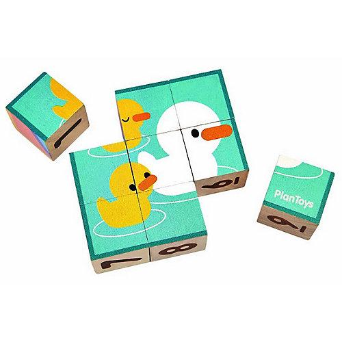 Puzzle Würfel-Puzzle Würfelpuzzle