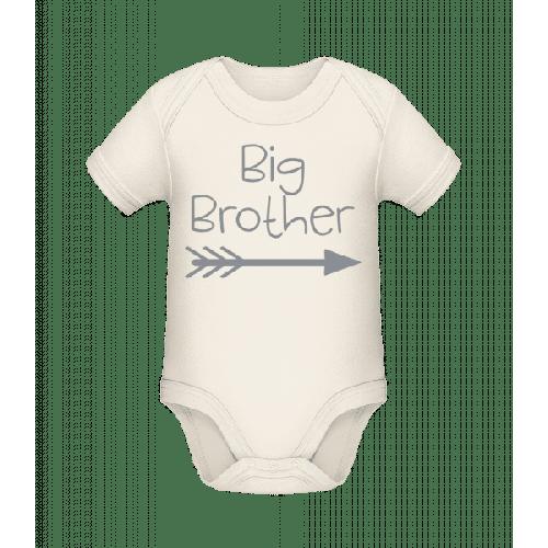 Big Brother - Baby Bio Strampler