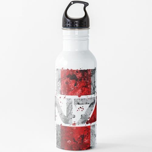 Mass Effect N7 Splatter Wasserflasche