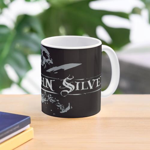 Long John Silver Mug