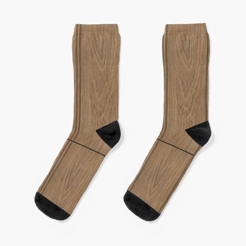 Vintage Holzplatte Socken
