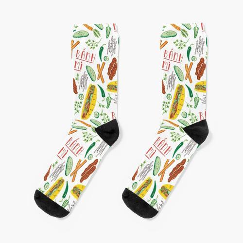 Banh Mi Socken