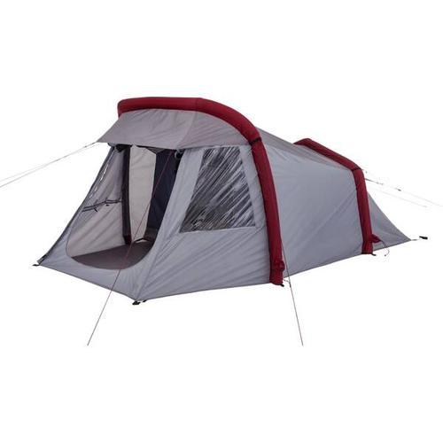 McKINLEY Zelt Camp-Zelt Aergo 3, Größe ONE SIZE in Grau/Rot