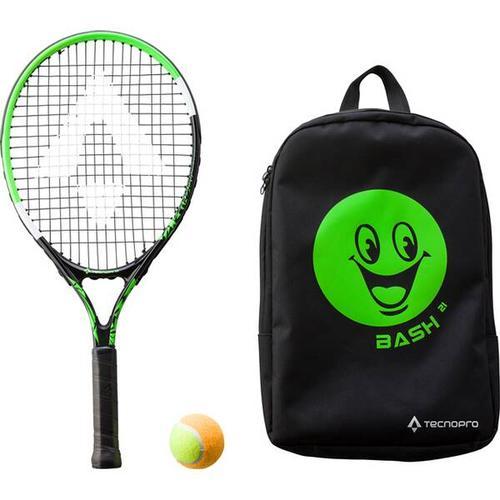 TECNOPRO Kinder Tennisschläger Bash 21, Größe ONE SIZE in Schwarz