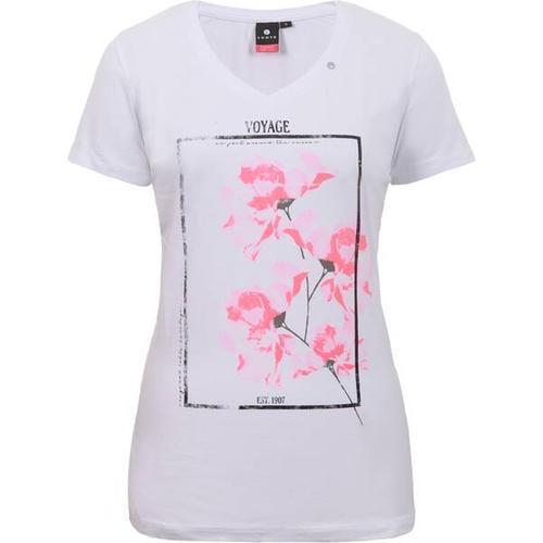 LUHTA Damen T-Shirts AITTOVAARA, Größe XL in WEISS