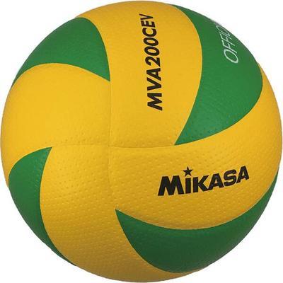 MIKASA Volleyball MVA 200-CEV, G...