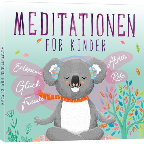 JAKO-O CD Meditationen für Kinder, bunt