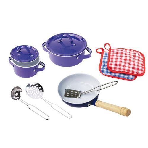 JAKO-O Topf-Set Kinderküche, blau