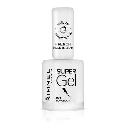Rimmel London Vernis à Ongles Super Gel French Manicure 090 - Tip Whitener