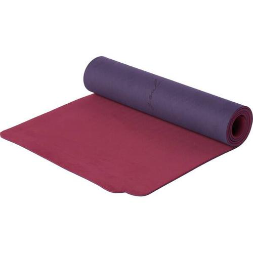 ENERGETICS Fitnessmatte / Yogamatte, Größe - in PURPLE/OLIVE LI