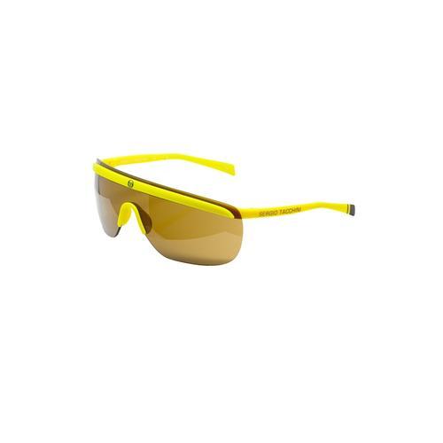 Monoscheibensonnenbrille Eyewear Technical Sergio Tacchini yellow