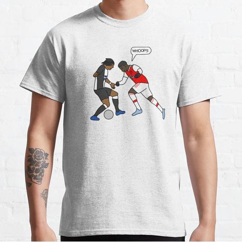 Saka Nutmeg Classic T-Shirt