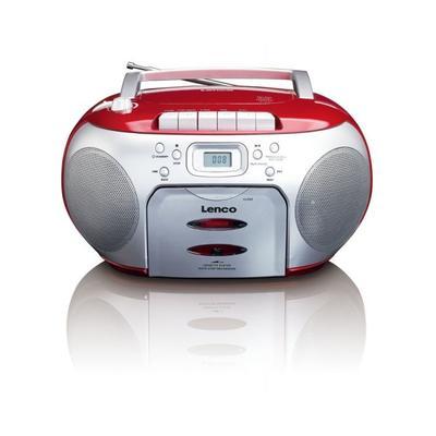 Lenco Radio/CD/Kassetten-Player ...
