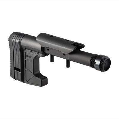 Mdt Composite Carbine Stock - Composite Carbine Stock Black