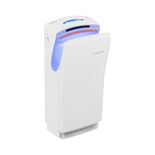 Merida Händetrockner - elektrisch - 1.400 W / 700 W - weiß M73B