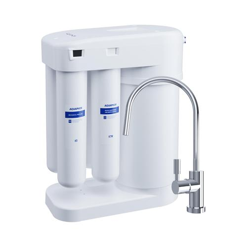 Aquaphor Umkehrosmoseanlage - 190 L/Tag - mit Wasserhahn RO-101S MORION