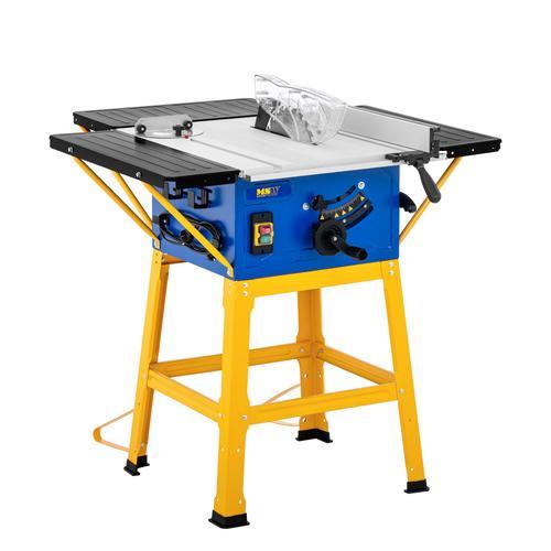 MSW Tischkreissäge - 4.800 U/min - Staubabzug C-SAW254N