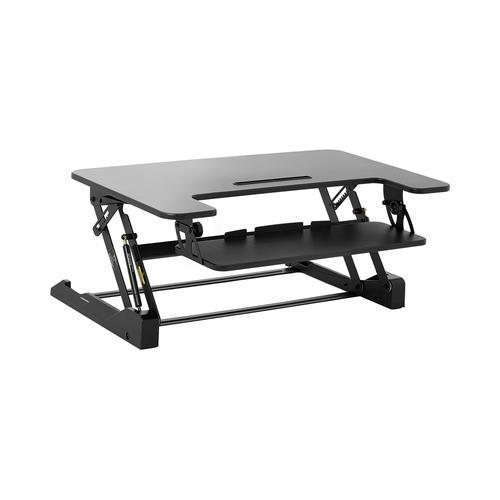 Fromm & Starck Schreibtischaufsatz - 8-fach höhenverstellbar - 16,5 bis 41,5 cm STAR_SSD_01