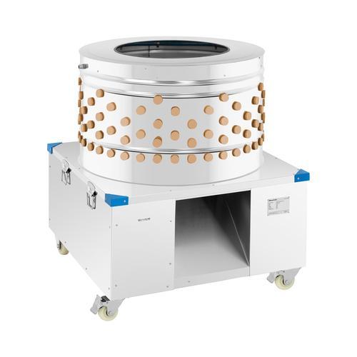Wiesenfield Rupfmaschine - 2.200 W - ca. 900 kg/h WI-PPM-80