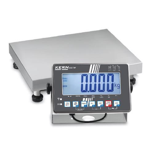 KERN Industriewaage Max 60 kg / 20 g | 150 kg / 50 g SXS 100K-2LM