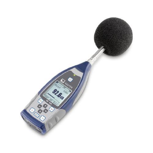 KERN Schallpegelmesser - Klasse II 14 dB - 136 dB / 0,1 dB SW 2000