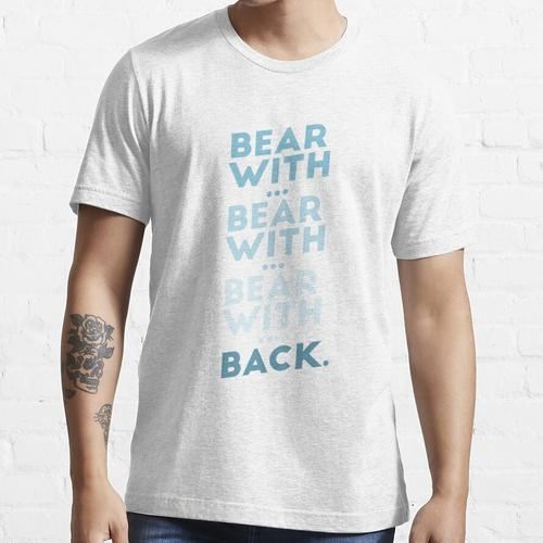tragen mit ... tragen mit ... v.2 Essential T-Shirt
