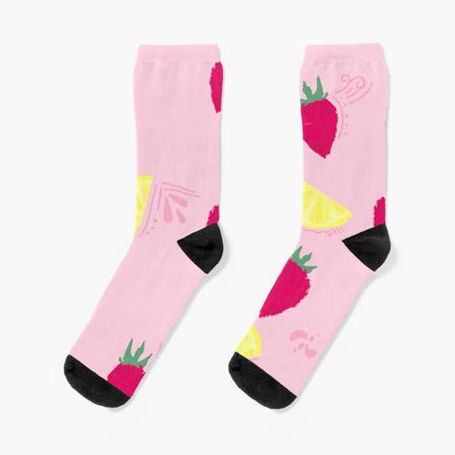 Erdbeerlimonade Socken