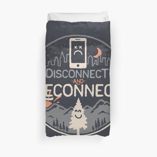 Reconnect Duvet Cover