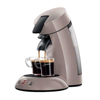 Cafetière SENSEO HD6554/01 + 2 t...