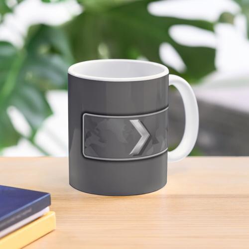 [CSGO] Silver 1 Mug