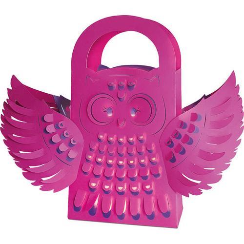 JAKO-O Meine erste Laterne Eule, pink