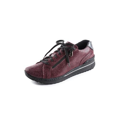 Avena Damen Schuhe Rot einfarbig