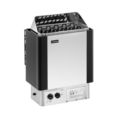 Uniprodo Saunaofen - 8 kW - 30 bis 110 °C - inkl. Steuerung UNI_SAUNA_S8.0KW