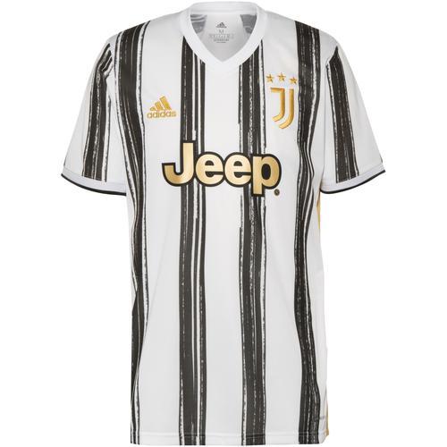 adidas Juventus Turin 20/21 Heim Trikot Herren in white, Größe M