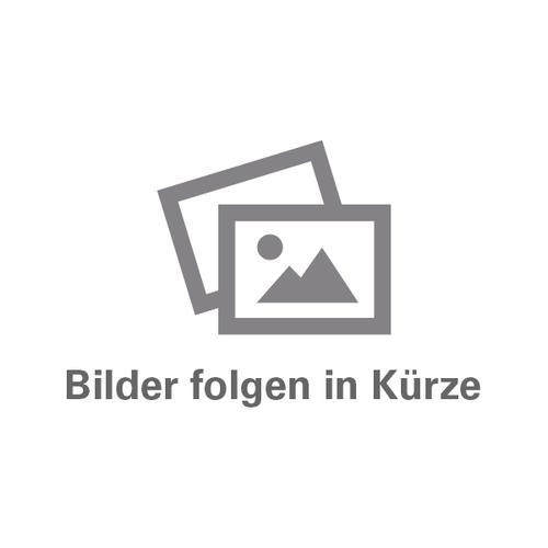 weka Gerätehaus 224 schwedenrot Geräteschuppen, 235x209 cm
